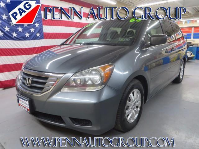 2010 Honda Odyssey EX-L w/DVD w/Navi EX-L 4dr Mini-Van