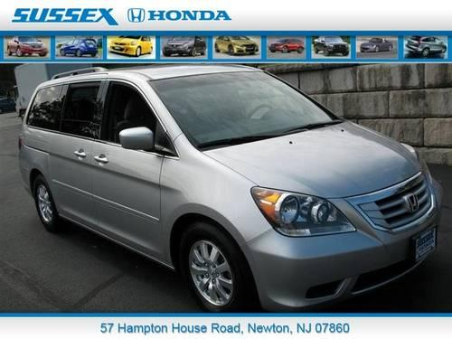 2010 honda odyssey ex minivan van for sale in fredon new for Honda odyssey for sale nj