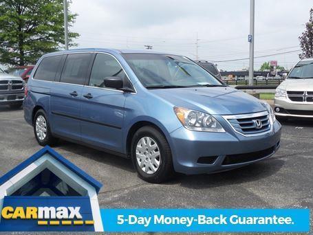 2010 Honda Odyssey LX LX 4dr Mini-Van