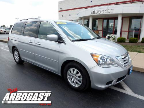 2010 honda odyssey mini van ex for sale in troy ohio. Black Bedroom Furniture Sets. Home Design Ideas