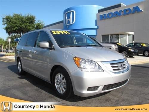 2010 honda odyssey minivan van 5dr ex w res for sale in. Black Bedroom Furniture Sets. Home Design Ideas