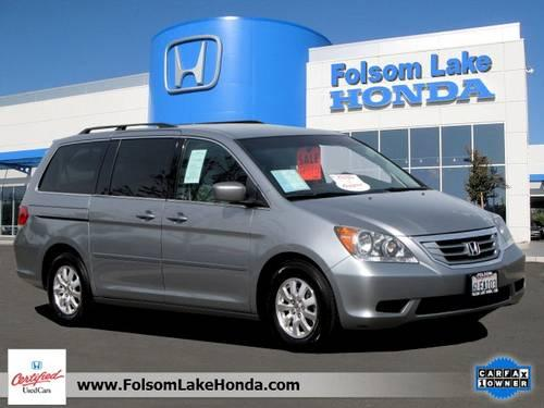 2010 honda odyssey passenger van ex for sale in rancho. Black Bedroom Furniture Sets. Home Design Ideas