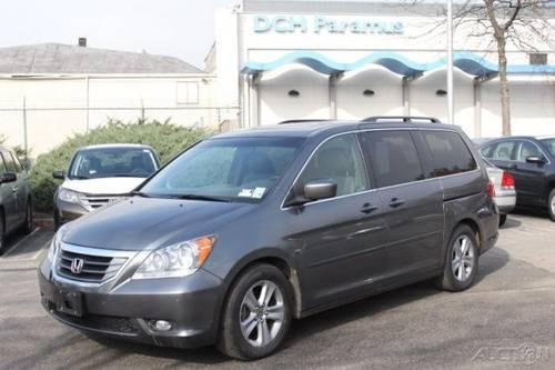 2010 honda odyssey touring for sale in paramus new jersey. Black Bedroom Furniture Sets. Home Design Ideas