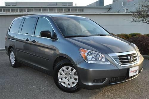 2010 honda odyssey van lx van for sale in el cerrito. Black Bedroom Furniture Sets. Home Design Ideas