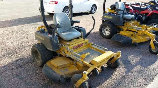 Hustler mower service franklin kentucky