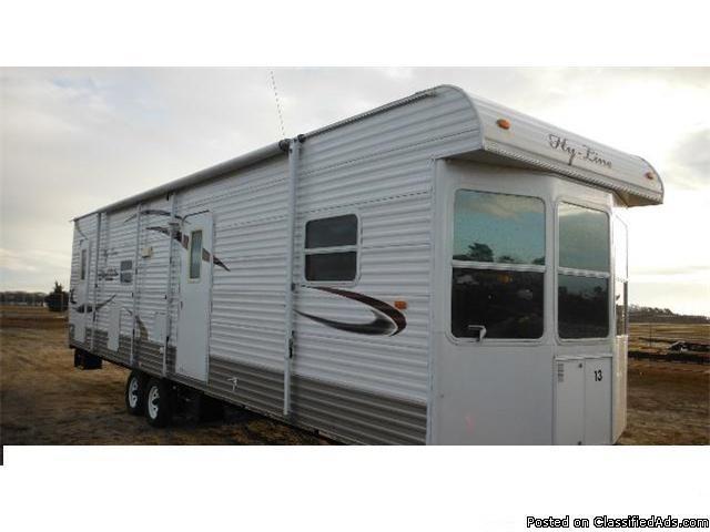 2010 hy line park model travel trailer for sale in four oaks north carolina classified. Black Bedroom Furniture Sets. Home Design Ideas