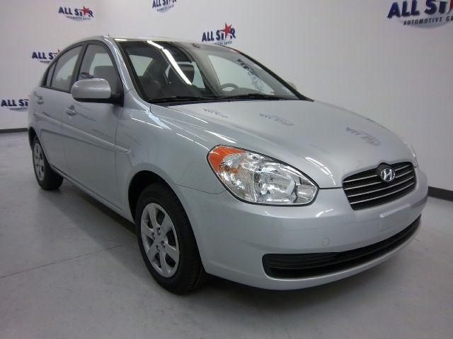 2010 hyundai accent gls for sale in baton rouge louisiana. Black Bedroom Furniture Sets. Home Design Ideas