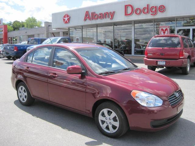 2010 hyundai accent gls for sale in albany new york. Black Bedroom Furniture Sets. Home Design Ideas