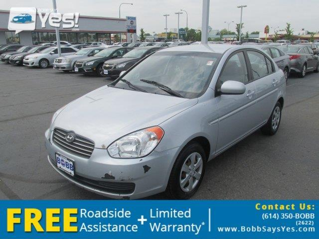 2010 Hyundai Accent GLS GLS 4dr Sedan
