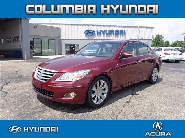 2010 hyundai genesis 4dr car for sale in symmes township ohio classified. Black Bedroom Furniture Sets. Home Design Ideas