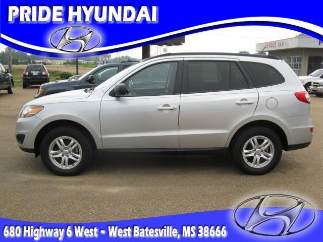 2010 hyundai santa fe gls for sale in batesville mississippi classified. Black Bedroom Furniture Sets. Home Design Ideas