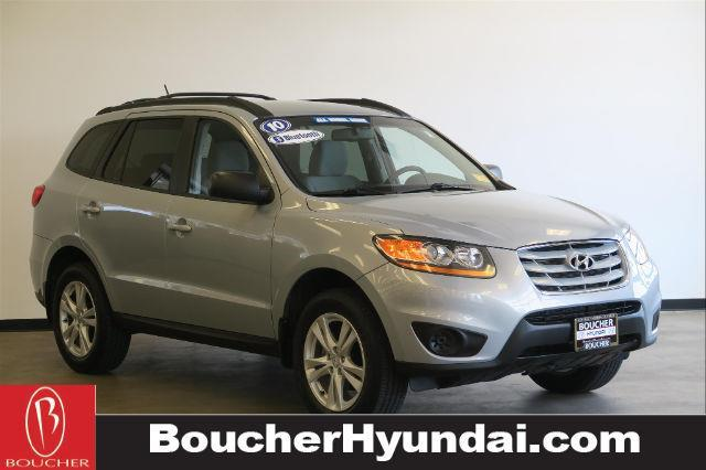 2010 hyundai santa fe gls awd gls 4dr suv 6a for sale in waukesha wisconsin classified. Black Bedroom Furniture Sets. Home Design Ideas