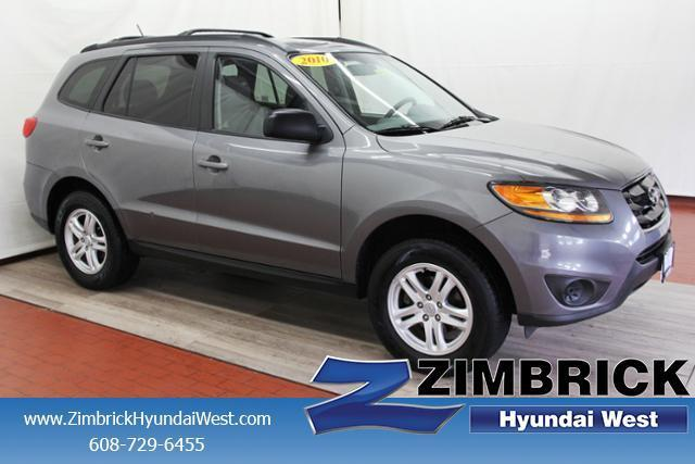 2010 hyundai santa fe gls awd gls 4dr suv 6a for sale in madison wisconsin classified. Black Bedroom Furniture Sets. Home Design Ideas