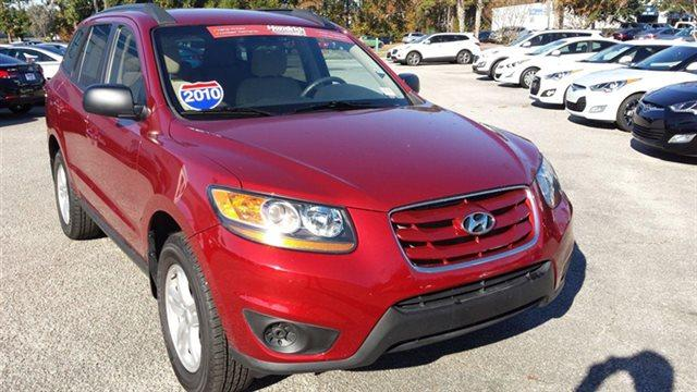 2010 hyundai santa fe gls charleston sc for sale in charleston south carolina classified. Black Bedroom Furniture Sets. Home Design Ideas