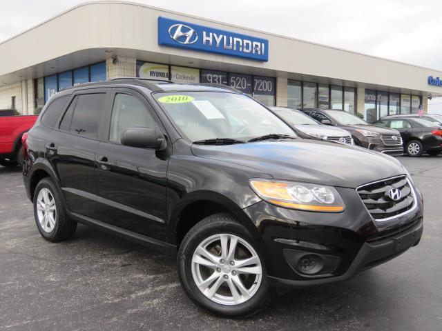 2010 hyundai santa fe gls gls 4dr suv for sale in algood tennessee classified. Black Bedroom Furniture Sets. Home Design Ideas