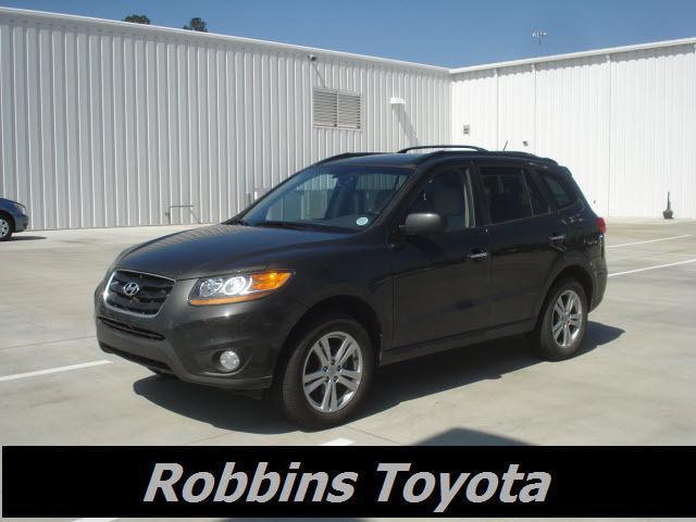 2010 Hyundai Santa Fe Limited For Sale In Nash Texas