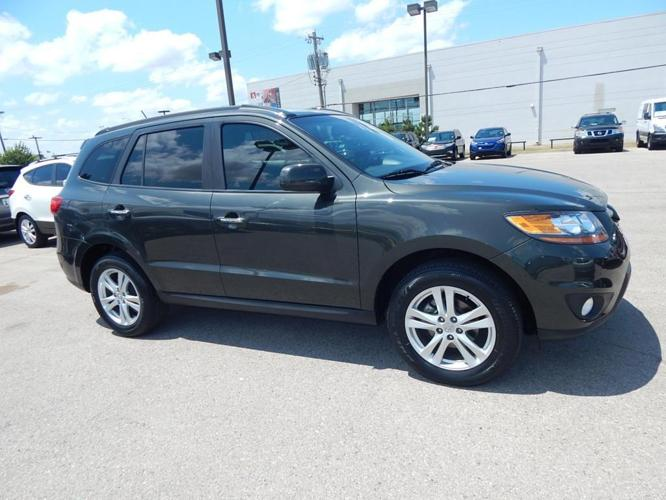 2010 hyundai santa fe limited limited 4dr suv v6 for sale in norman oklahoma classified. Black Bedroom Furniture Sets. Home Design Ideas