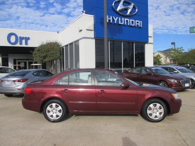 2010 Hyundai Sonata GLS GLS 4dr Sedan