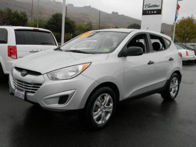 2010 hyundai tucson gls sport utility for sale in vallejo california classified. Black Bedroom Furniture Sets. Home Design Ideas