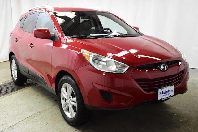 2010 Hyundai Tucson Limited AWD Limited 4dr SUV
