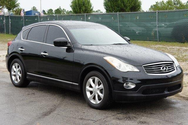 2010 INFINITI EX35 Base Base 4dr Crossover