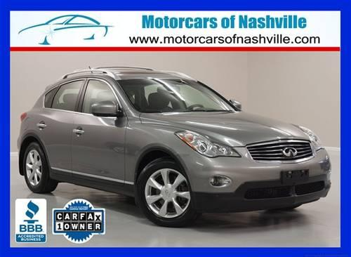 2010 infiniti ex35 suv awd 4dr journey suv for sale in mount juliet tennessee classified. Black Bedroom Furniture Sets. Home Design Ideas