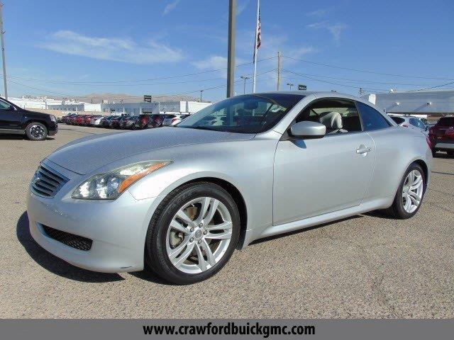 2010 infiniti g37 convertible sport sport 2dr convertible for sale in el paso texas classified. Black Bedroom Furniture Sets. Home Design Ideas