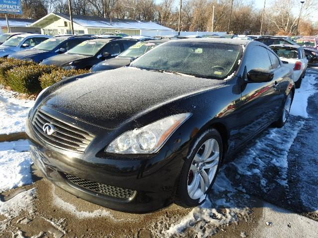 2010 INFINITI G37 Coupe Base 2dr Coupe