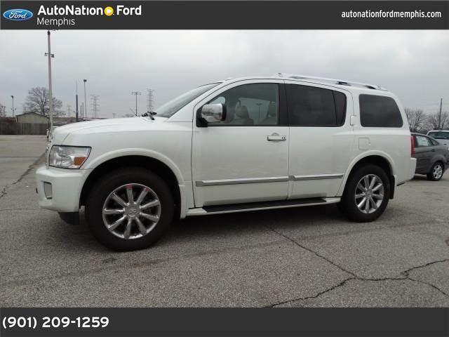 2010 infiniti qx56 for sale in memphis tennessee classified. Black Bedroom Furniture Sets. Home Design Ideas