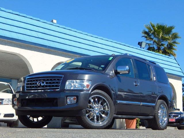 2010 infiniti qx56 base 4x2 base 4dr suv for sale in harbor city california classified. Black Bedroom Furniture Sets. Home Design Ideas