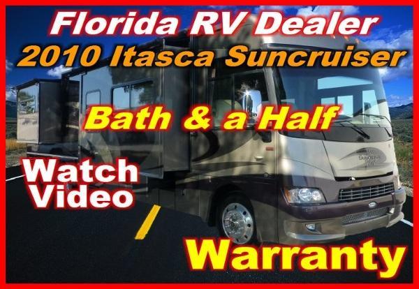 2010 itasca suncruiser 37 f for sale in port charlotte florida classified. Black Bedroom Furniture Sets. Home Design Ideas