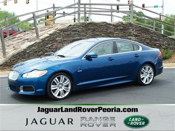 2010 jaguar xf for sale in east peoria illinois classified. Black Bedroom Furniture Sets. Home Design Ideas