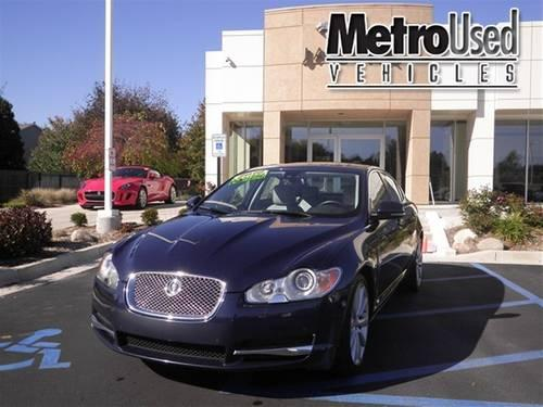2010 Jaguar XF Sedan Premium