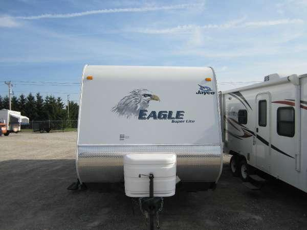 Jayco Eagle Travel Trailers For Sale In Indiana