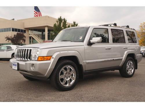2010 jeep commander suv 4x4 limited w nav dvd for sale in. Black Bedroom Furniture Sets. Home Design Ideas