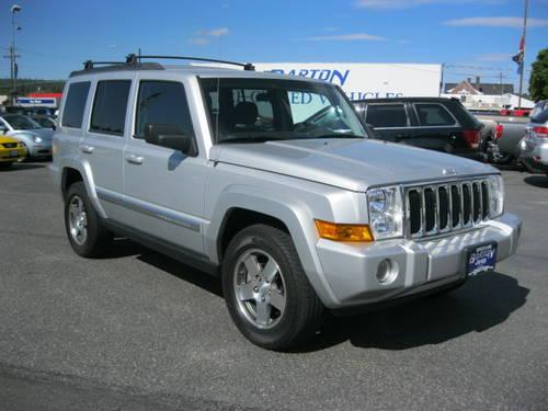 2010 jeep commander suv sport for sale in spokane washington. Black Bedroom Furniture Sets. Home Design Ideas