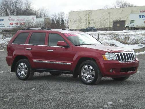 2010 jeep grand cherokee limited 4wd leather moonroof navigation for sale in butler. Black Bedroom Furniture Sets. Home Design Ideas