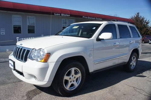 2010 jeep grand cherokee sport utility limited for sale in carrollton maryland classified. Black Bedroom Furniture Sets. Home Design Ideas