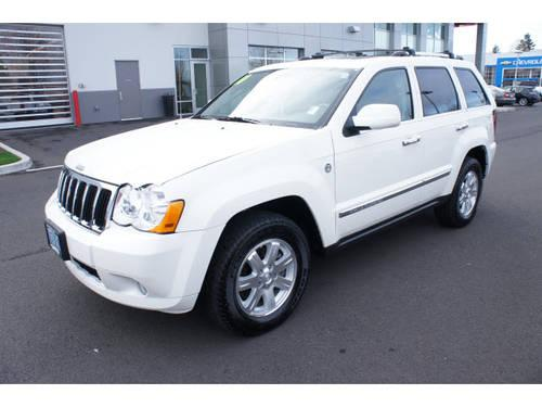 2010 jeep grand cherokee suv 4x4 limited for sale in salem oregon classified. Black Bedroom Furniture Sets. Home Design Ideas