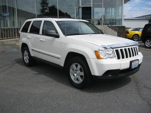 2010 jeep grand cherokee suv laredo for sale in spokane. Black Bedroom Furniture Sets. Home Design Ideas