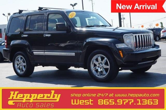 2010 Jeep Liberty Limited 4x4 Limited 4dr SUV