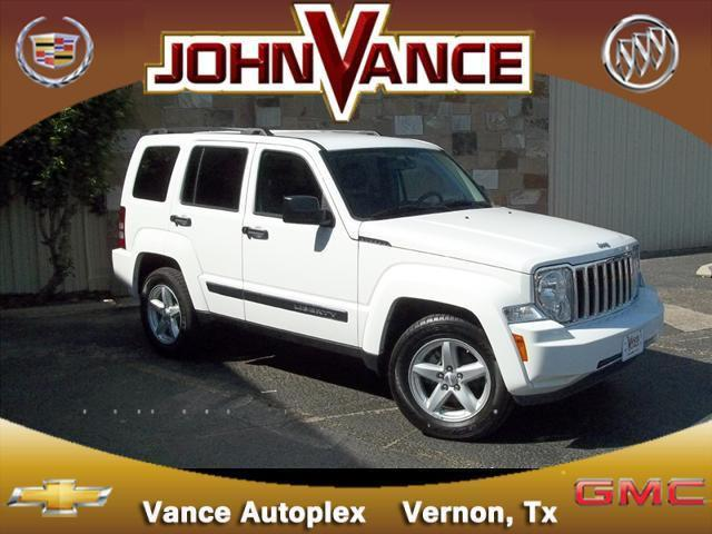2010 Jeep Liberty Limited For Sale In Vernon Texas