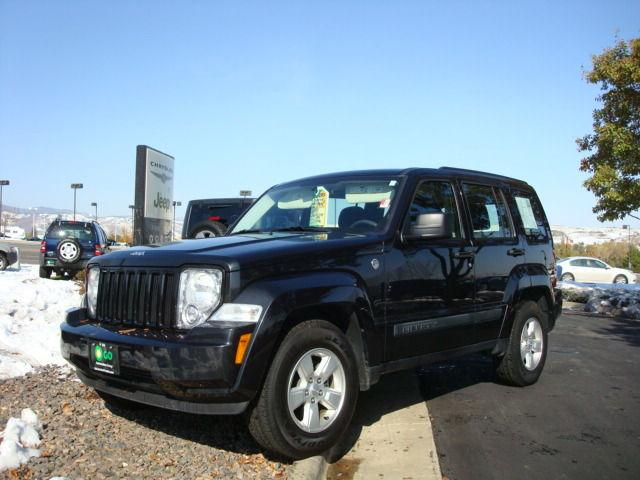 2010 jeep liberty sport for sale in golden colorado. Black Bedroom Furniture Sets. Home Design Ideas
