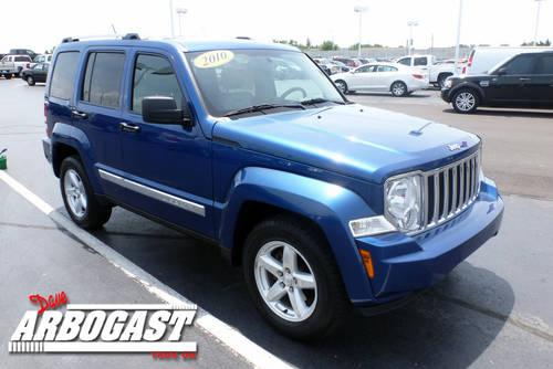 2010 jeep liberty suv limited for sale in troy ohio classified. Black Bedroom Furniture Sets. Home Design Ideas