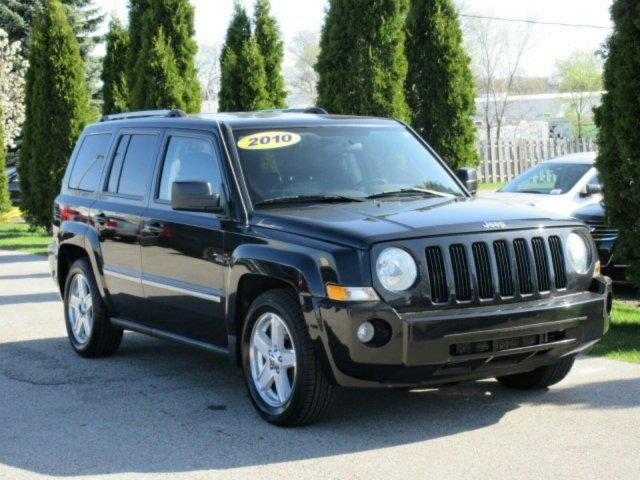 2010 jeep patriot limited 4x4 limited 4dr suv for sale in. Black Bedroom Furniture Sets. Home Design Ideas