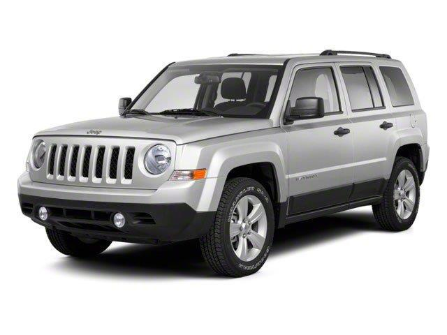 2010 Jeep Patriot Limited 4x4 Limited 4dr SUV
