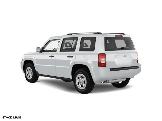 2010 Jeep Patriot Sport 4x4 Sport 4dr SUV