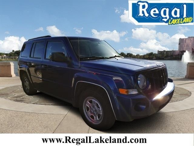 2010 Jeep Patriot Sport Sport 4dr SUV