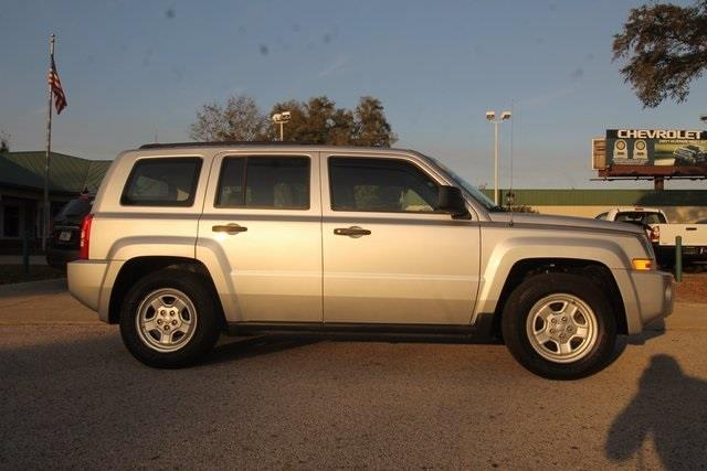 2010 jeep patriot sport sport 4dr suv for sale in ocala. Black Bedroom Furniture Sets. Home Design Ideas