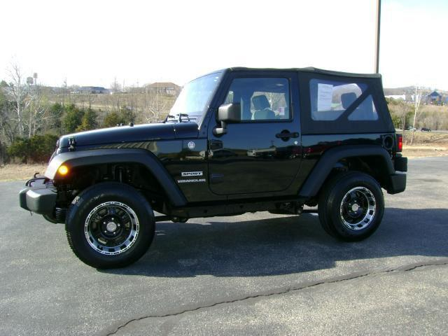 2010 jeep wrangler sport for sale in lexington virginia classified. Black Bedroom Furniture Sets. Home Design Ideas
